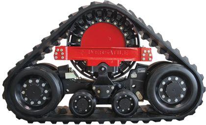 Ремонт переднего моста трактора МТЗ - 82